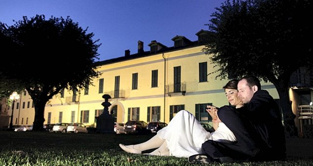 Wedding a Villa Castelbarco