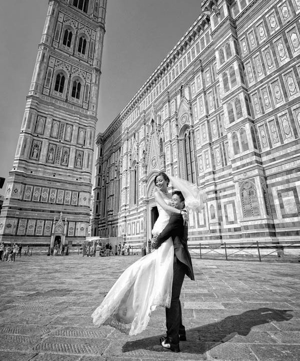 Claudia e John (Florence)