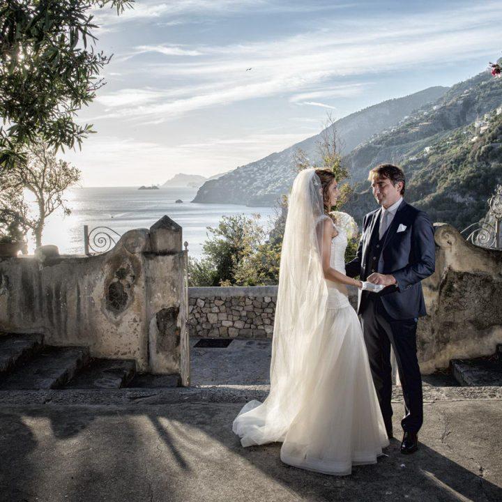 Elena e Alberto (Amalfi)